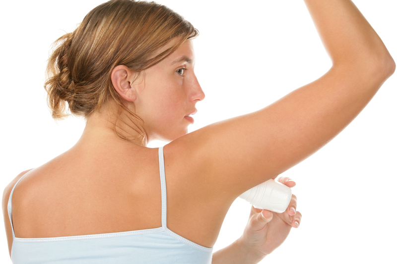 deodorant werkt niet meer