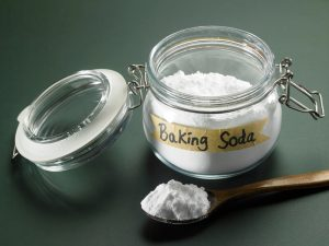 baking soda als gezichtsmasker