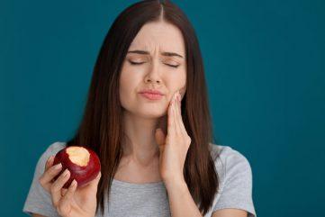 last van gevoelige tanden