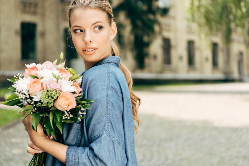 bloemen versturen