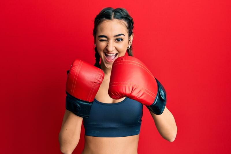 boksen houdt je fit